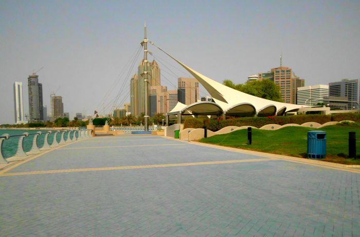 Corniche awnings