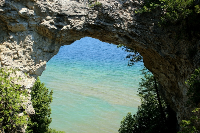 Arch Rock photo courtesy of Em Pitsch