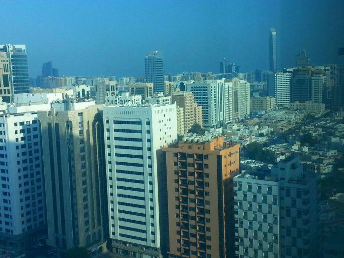 Buildings in Abu Dhabi