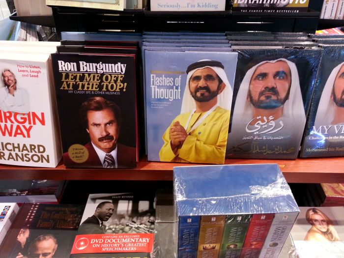 Books in Dubai
