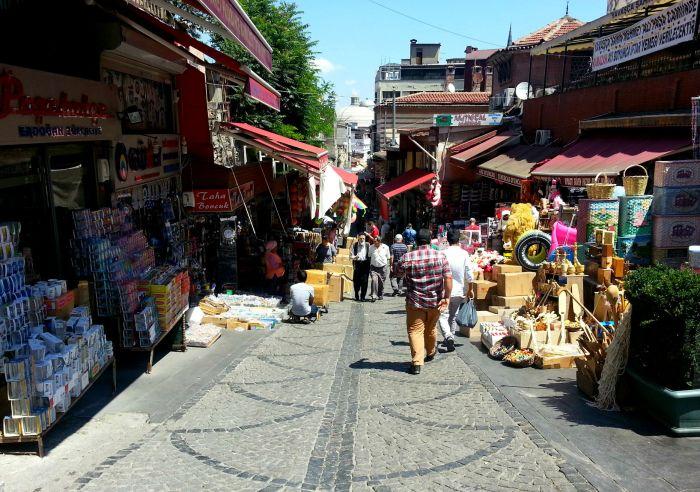 Market in Itanbul