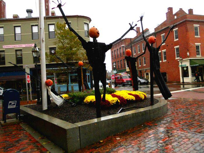 Portsmouth pumpkinheads
