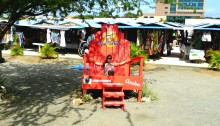 big chair market Aruba