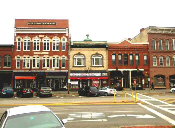 Downtown Exeter