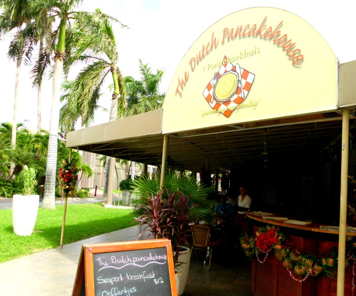 The Dutch Pancakehouse in Aruba