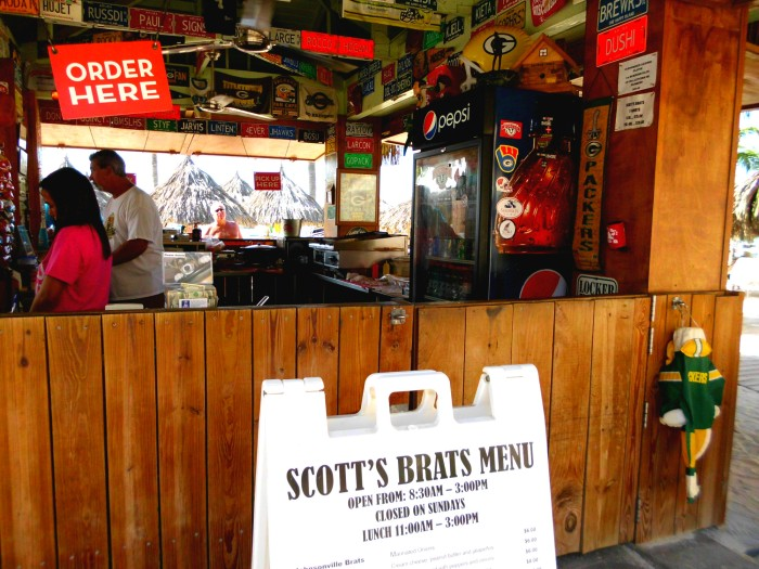 Scott's Brats in Aruba