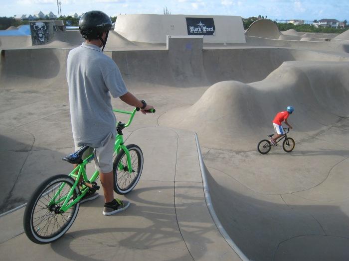 Black pearl skate park