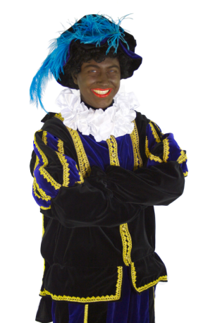Zwarte Piet (photo via Wikipedia)