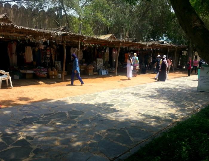 Heritage Village market