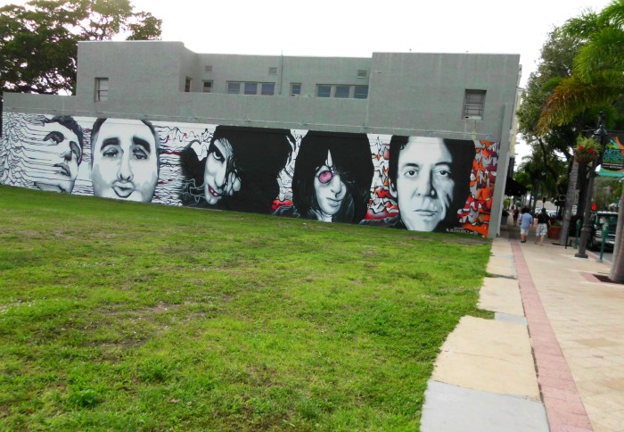 West Palm Beach mural