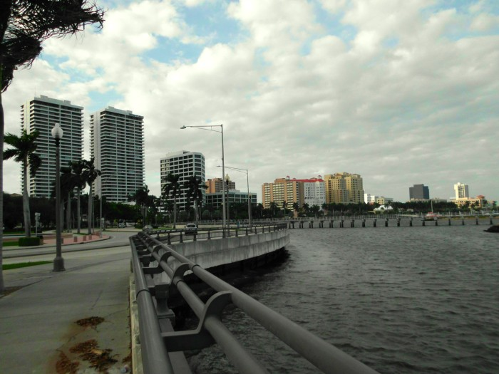 West Palm Beach waterfront