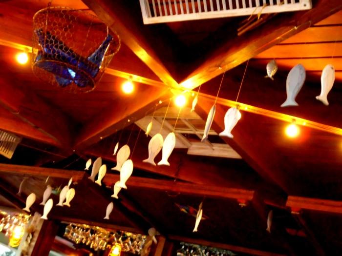West Deck restaurant in Oranjestad, Aruba