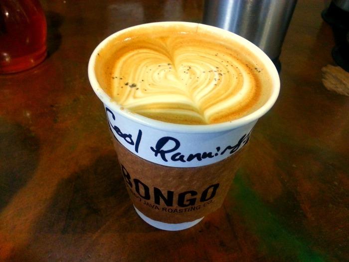 Bongo Java East coffee