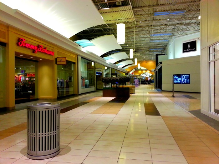 nashville empty mall