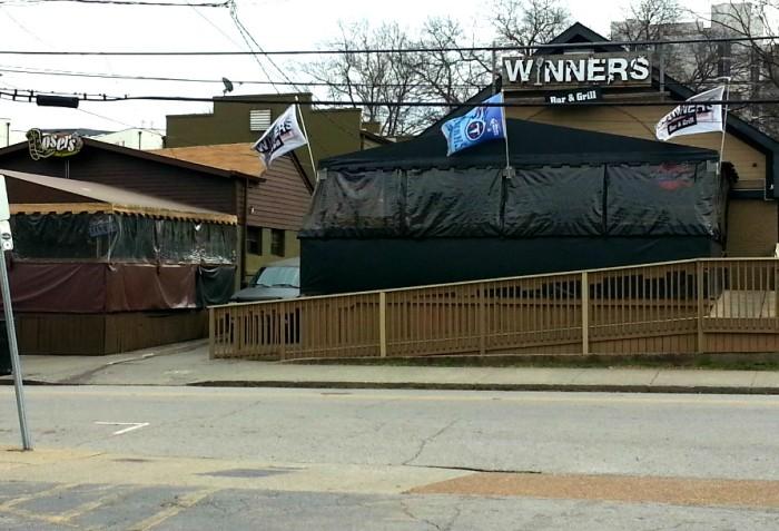 Bars in Nashville