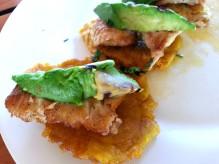 mahi avocado corn
