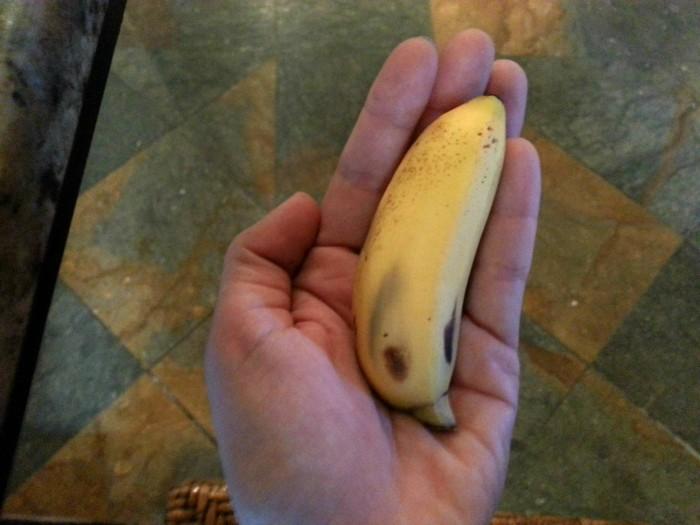 mini banana