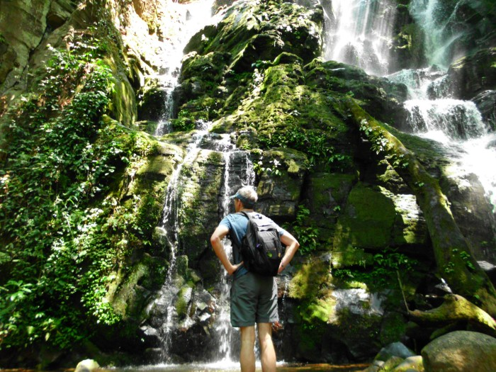 Rincon de la Vieja National Park waterfall