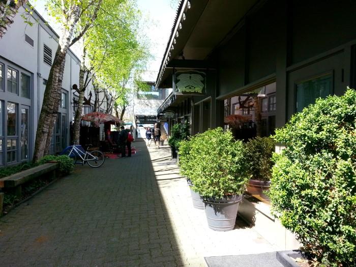 Shops at Granville Island