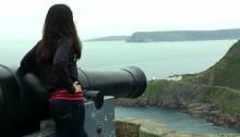 Signal Hill cannon