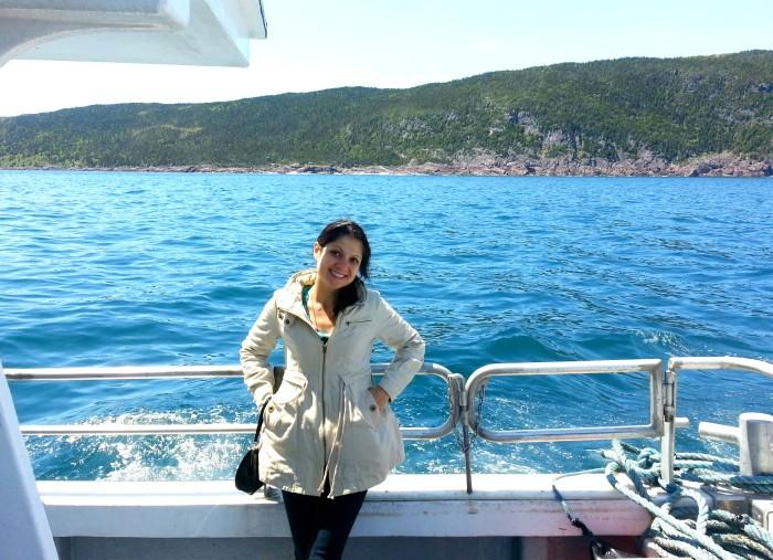 St. John's boat tour