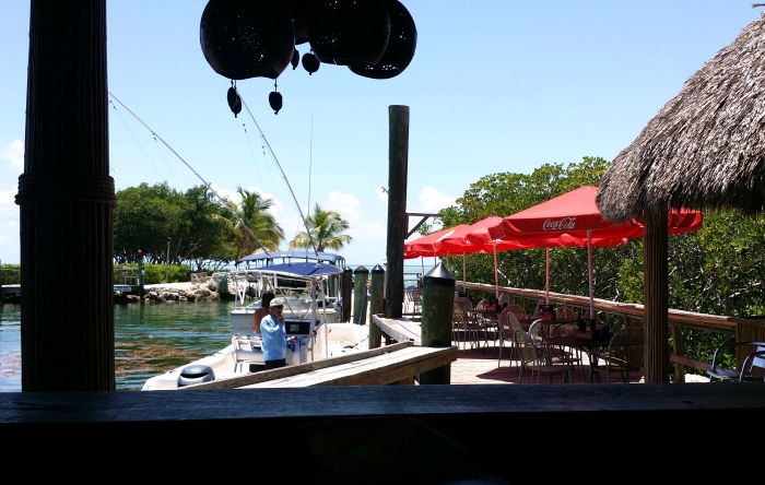 Hog Heaven in Islamorada, Florida