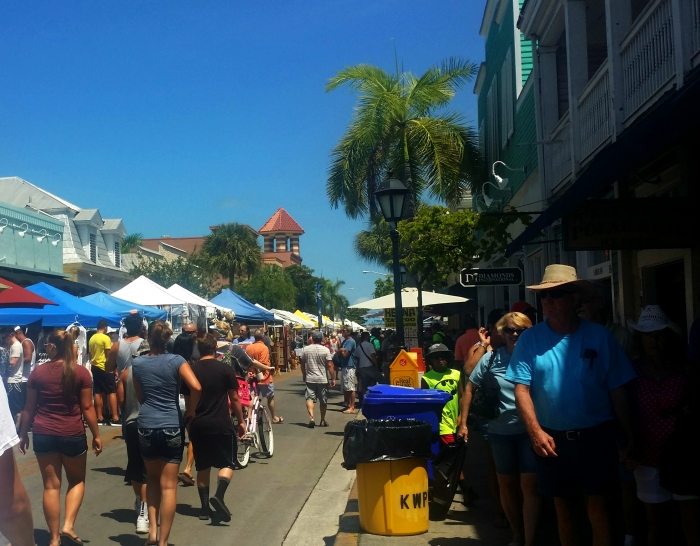 Lobsterfest in Key West, Florida