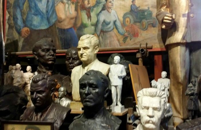 Prague's Museum of Communism
