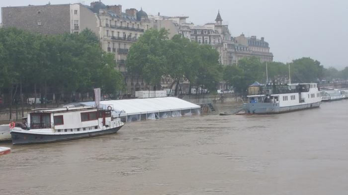 Seine River, Paris, flood, flooding