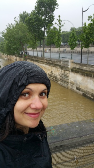 Paris, Seine River, flood, flooding