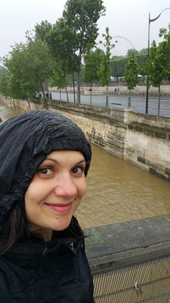 Paris, Seine River, flood, flooding