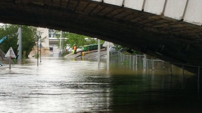 Seine River, Paris, flood, flooding