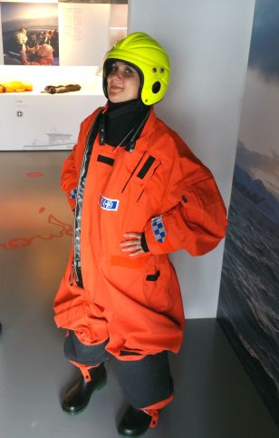 Oslo Norway Maritime Museum costume